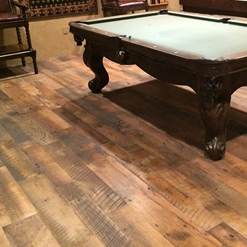 Reclaimed Wood Flooring in Scottsdale