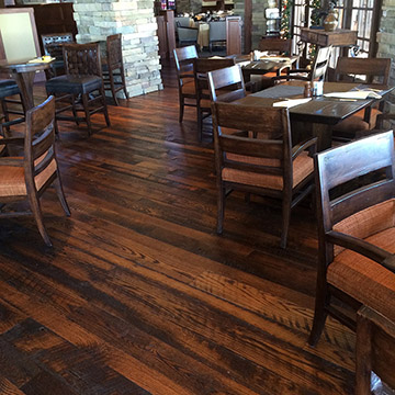 Wood Floor Refinishing in Scottsdale